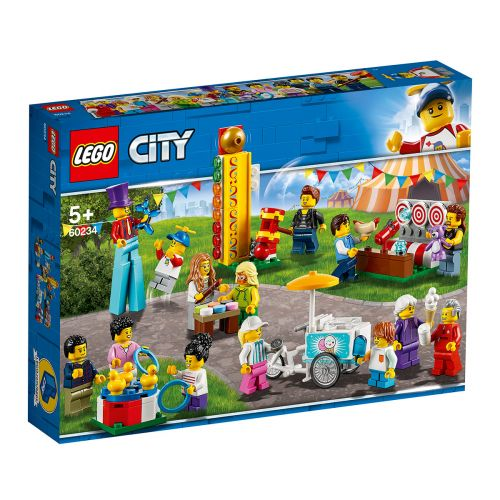 CITY TOWN 60234 IHMISET HUVIPUISTO