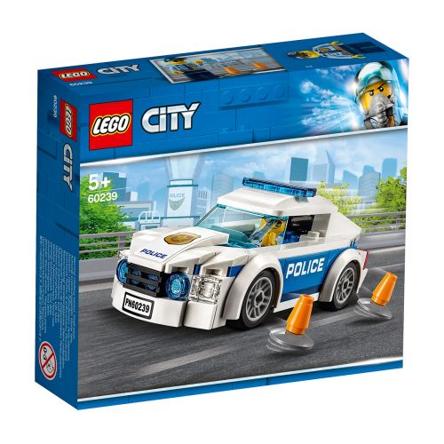 LEGO City Police 60239 Poliisin partioauto
