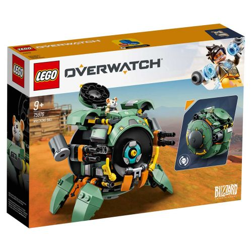 LEGO® Overwatch	75976	Wrecking Ball