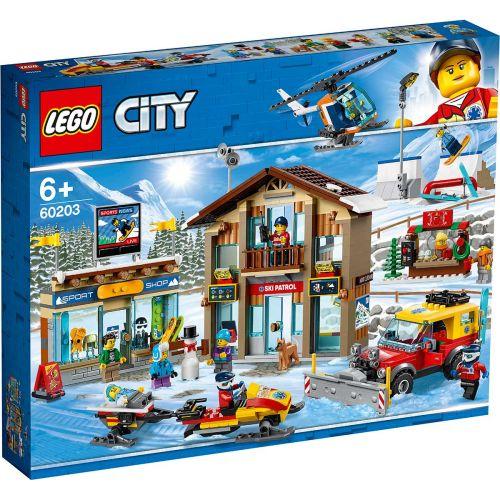 LEGO® City Town60203Laskettelukeskus