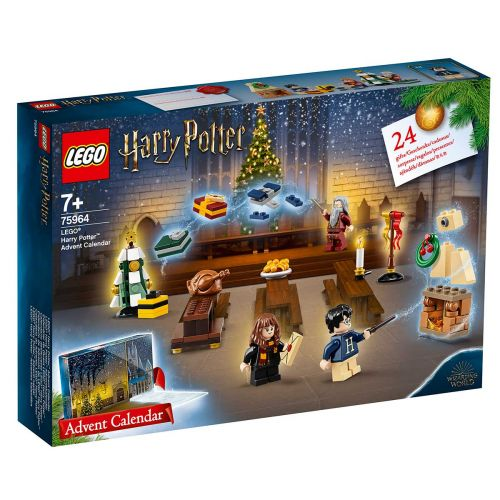 LEGO® Harry Potter™	75964	LEGO® Harry Potter™ -joulukalenteri
