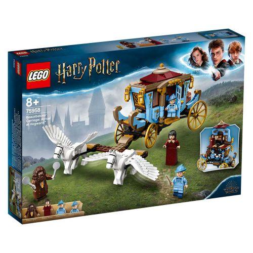 LEGO® Harry Potter™75958Beauxbatonsin vaunut: saapuminen Tylypahkaan™