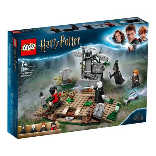 LEGO® Harry Potter™	75965	Voldemortin™ nousu