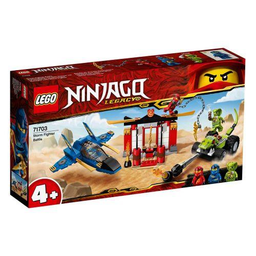 NINJAGO 71703 MYRSKYALUSTAISTELU