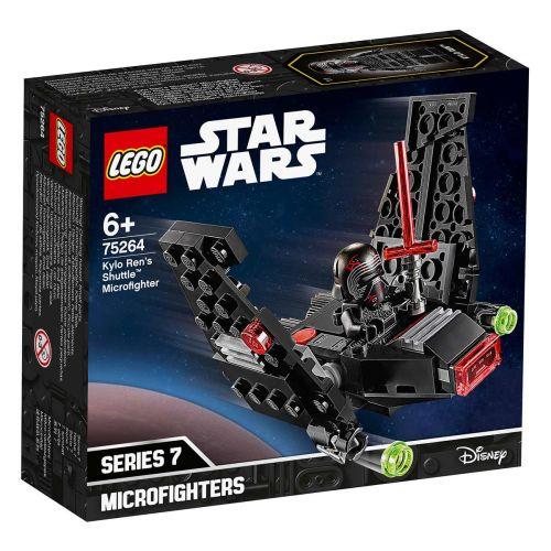 LEGO® Star Wars™ Episode IX75264Kylo Renin sukkula™ -mikrohävittäjä
