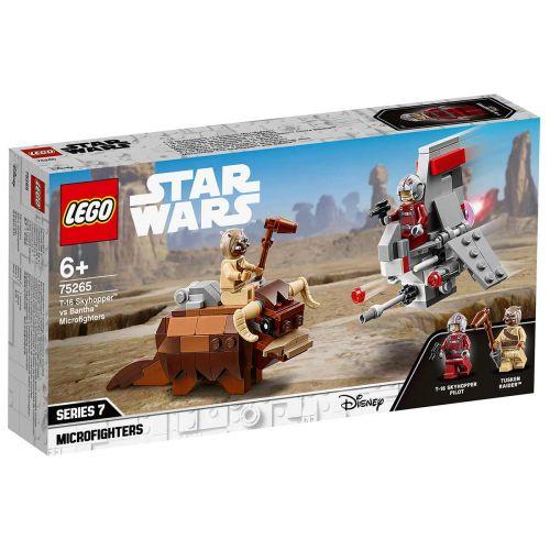 LEGO® Star Wars™75265T-16 Skyhopper vastaan Bantha™ -mikrohävittäjät