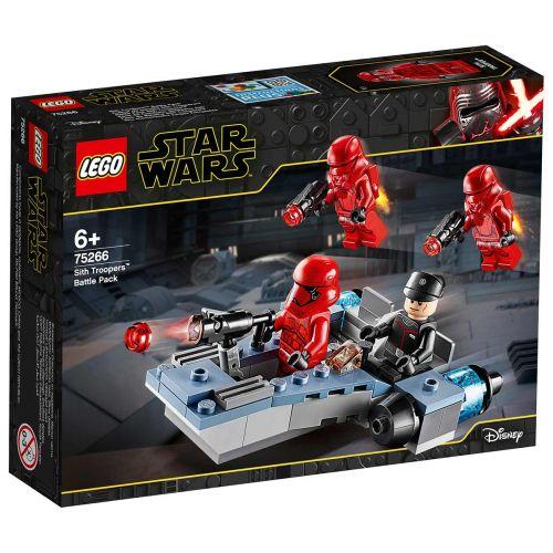 LEGO® Star Wars™ Episode IX75266Sithsotilaat™-taistelupakkaus
