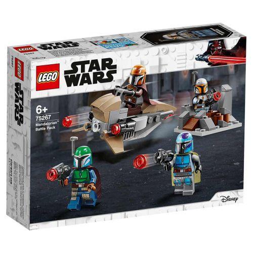 LEGO® Star Wars™ Mandalorian75267Mandalorialainen™-taistelupakkaus
