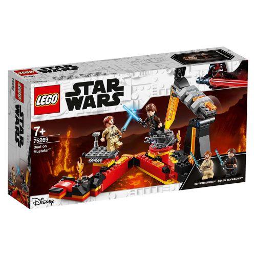 LEGO® Star Wars™75269Kaksintaistelu Mustafarilla™