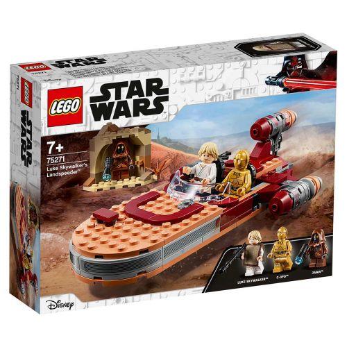 LEGO® Star Wars™75271Luke Skywalkerin maakiituri™