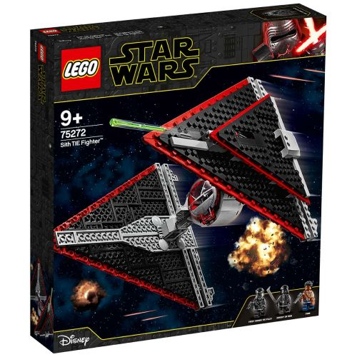 LEGO® Star Wars™ Episode IX75272Sithin TIE-hävittäjä™