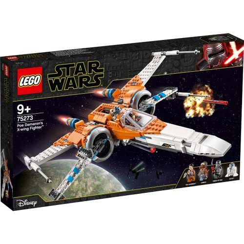 LEGO® Star Wars™ Episode IX75273Poe Dameronin X-siipinen hävittäjä™