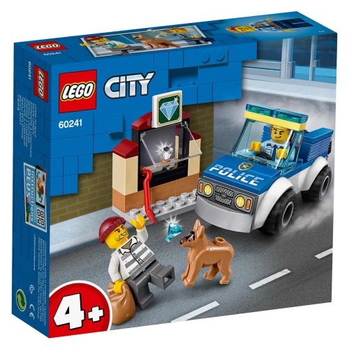 LEGO® City Police60241Poliisikoirayksikkö