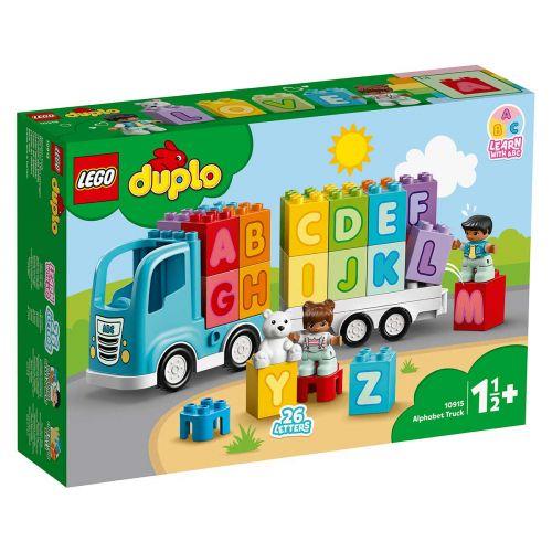 LEGO® DUPLO® Creative Play10915Aakkosauto