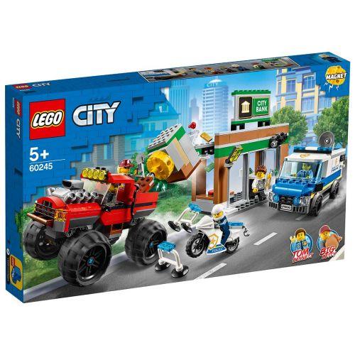LEGO® City Police60245Ryöstö monsteriautolla
