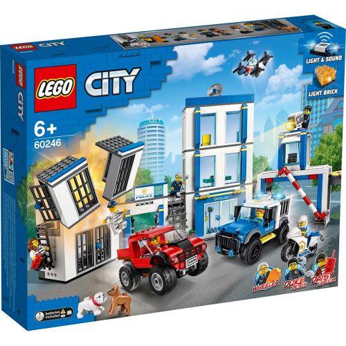 LEGO® City Police60246Poliisiasema