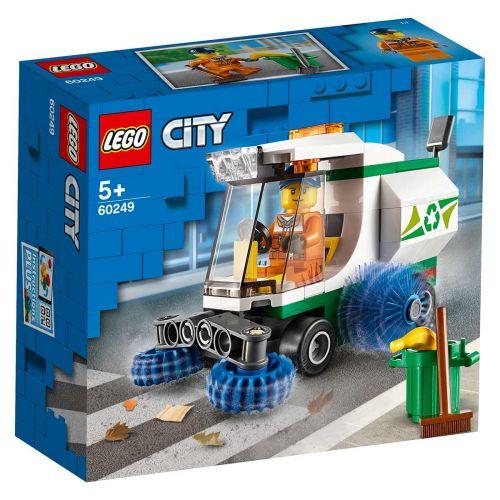LEGO® City Great Vehicles60249Kadunlakaisukone