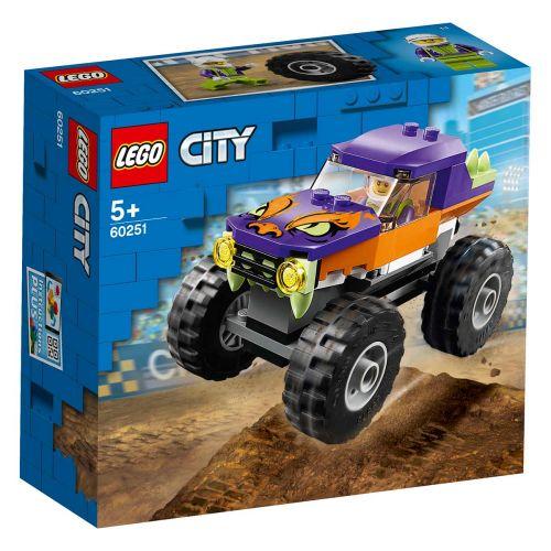 LEGO® City Great Vehicles60251Monsteriauto