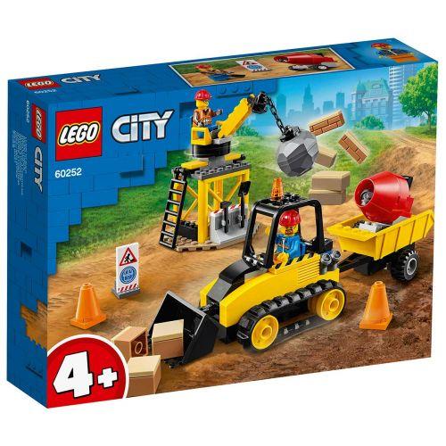 LEGO® City Great Vehicles60252Raivaustraktori