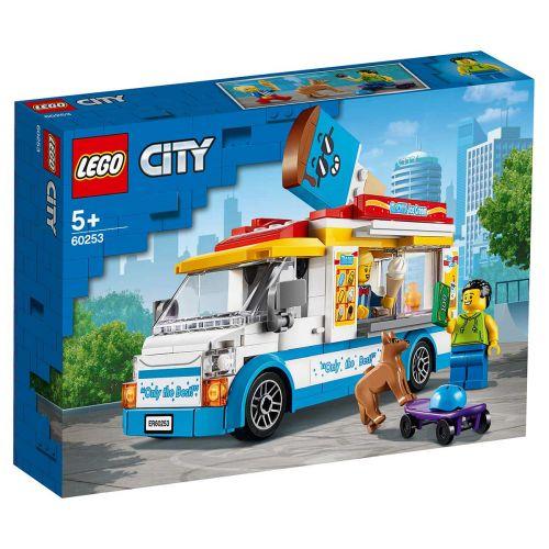 LEGO® City Great Vehicles60253Jäätelöauto