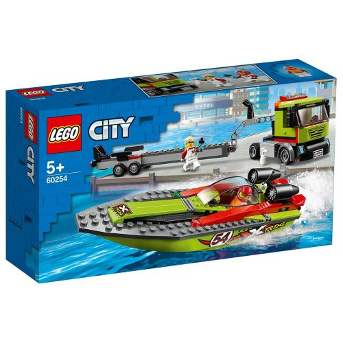 LEGO® City Great Vehicles60254Kilpavenekuljetus