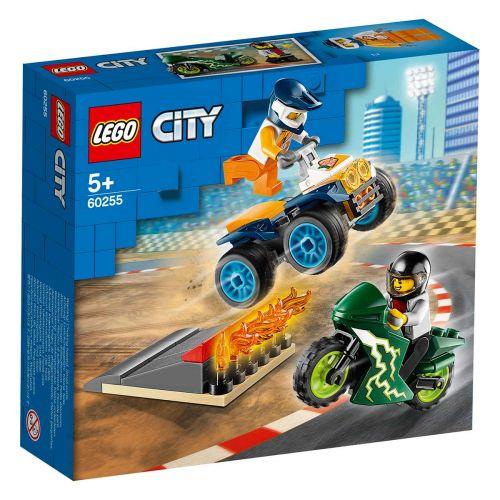 LEGO® City Nitro Wheels60255Stunttitiimi