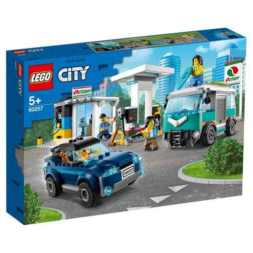 LEGO® City Nitro Wheels60257Huoltoasema