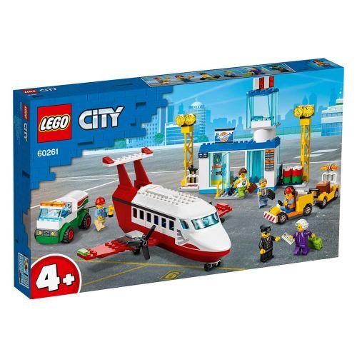 CITY AIRPORT 60261 KESKUSLENTOKENTTÄ