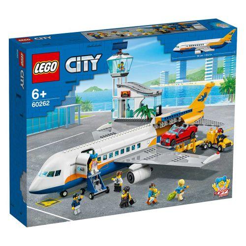 CITY AIRPORT 60262 MATKUSTAJALENTOKONE