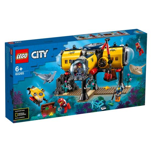 CITY OCEANS 60265 VALTAMEREN TUTKIMUSTUKIKOHTA