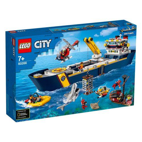 CITY OCEANS 60266 VALTAMEREN TUTKIMUSLAIVA