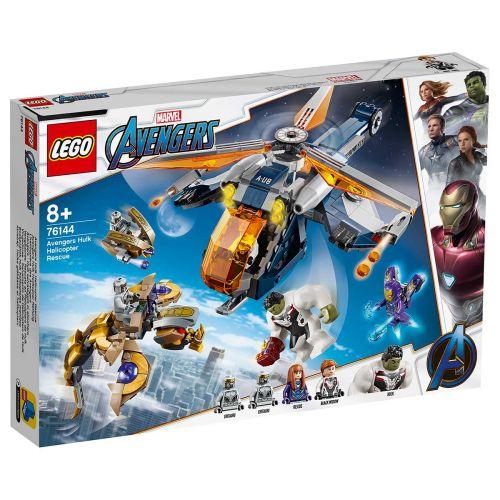 LEGO® Marvel Avengers Movie 476144Avengers Hulkin helikopteri ja Rescue