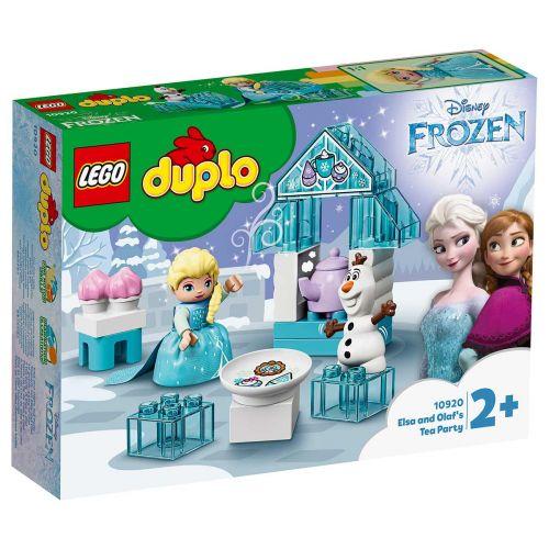 LEGO® DUPLO® Disney Princess10920Elsan ja Olafin teekutsut