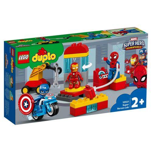 LEGO® DUPLO® Marvel10921Supersankarien laboratorio