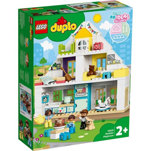 LEGO® DUPLO® Town10929Moduulileikkimökki