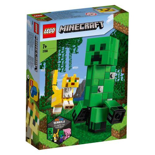 LEGO® Minecraft™21156BigFig Creeper™ ja Oselotti