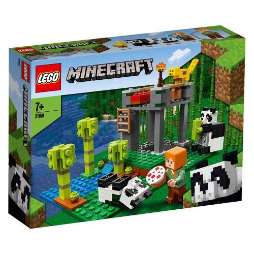 LEGO® Minecraft™21158Pandahoitola