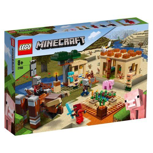 LEGO® Minecraft™21160Illagerien hyökkäys