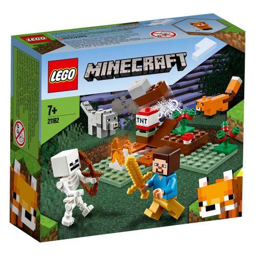 LEGO® Minecraft™21162Taiga-seikkailu