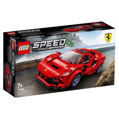 LEGO® Speed Champions76895Ferrari F8 Tributo
