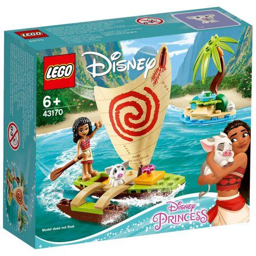 LEGO® Disney Princess™43170Vaianan meriseikkailu