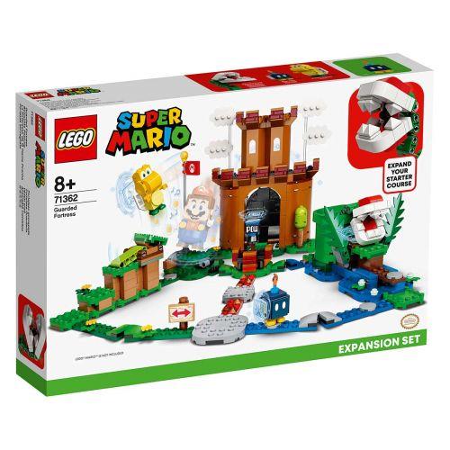 LEGO SUPER MARIO 71362 VARTIOITU LINNOITUS