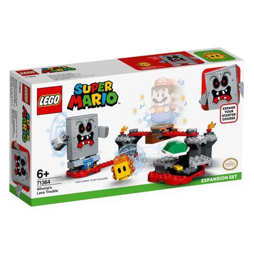 LEGO SUPER MARIO 71364 WHOMPIN LAAVAHAASTE, LAAJENNUSSARJA