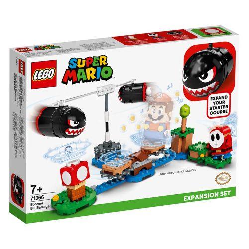 LEGO SUPER MARIO 71366 BOOMER BILL BARRAGE, LAAJENNUSSARJA