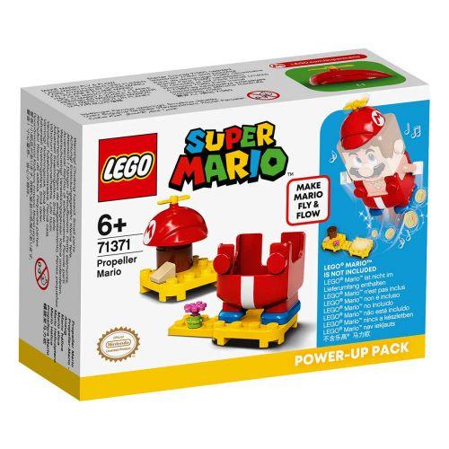 LEGO SUPER MARIO 71371 PROPELLER MARIO TEHOSTUSPAKKAUS