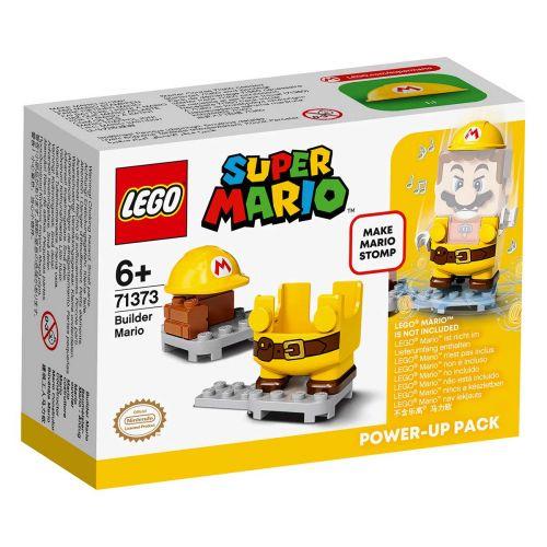 LEGO SUPER MARIO 71373 BUILDER MARIO TEHOSTUSPAKKAUS