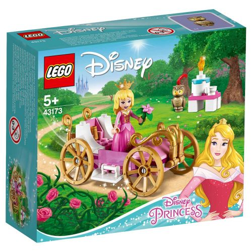 LEGO® Disney Princess™43173Auroran kuninkaalliset vaunut
