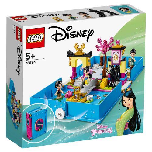 LEGO® Disney Princess™43174Mulanin satukirjaseikkailut