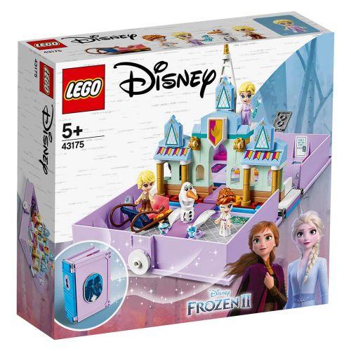 LEGO® Disney Princess™43175Annan ja Elsan satukirjaseikkailut