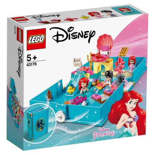 LEGO® Disney Princess™43176Arielin satukirjaseikkailut